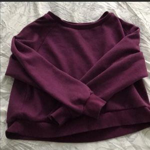 Myprotein cropped sweater